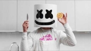 Video: Cooking With Marshmello.
